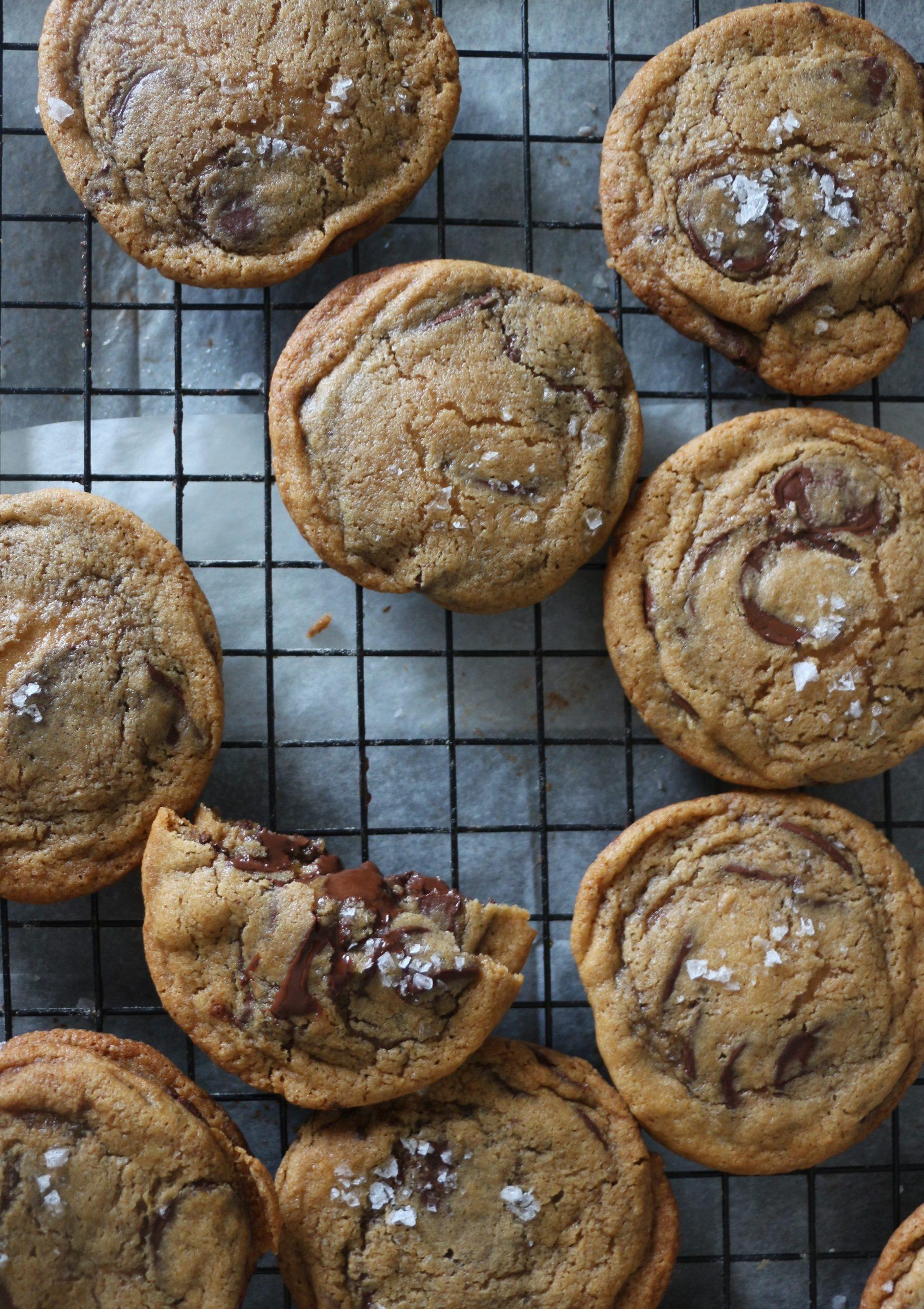 עוגיות שוקולד צ'יפ של ז'אק טורס