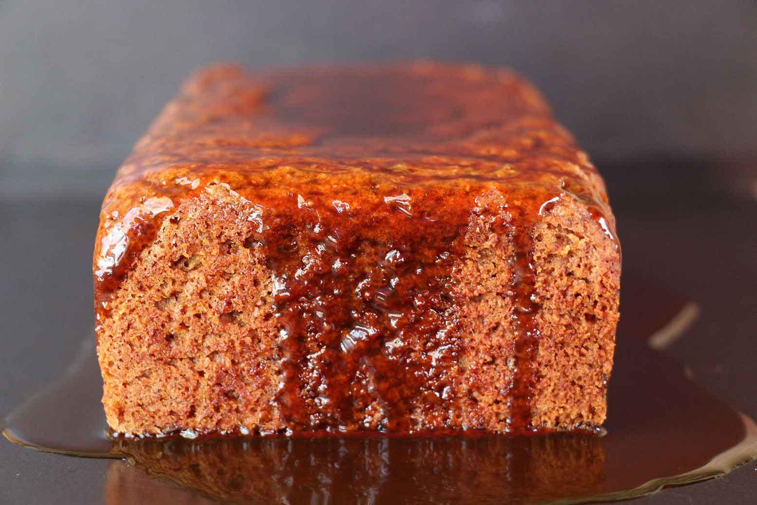 עוגת סטיקי דייט פודינג