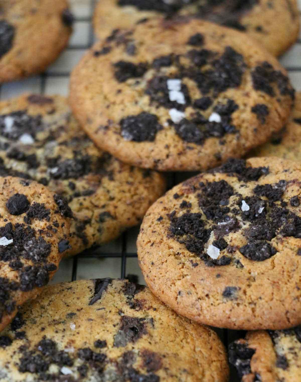 עוגיות שוקולד צ'יפ ואוראו