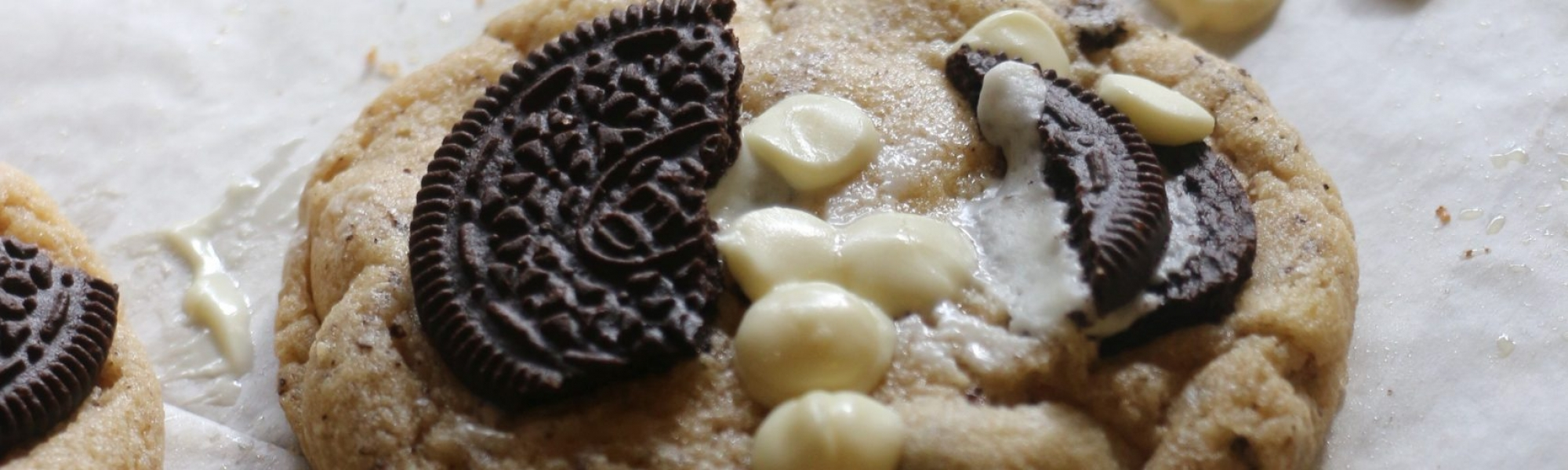 עוגיות אוראו, שוקולד לבן ואספרסו