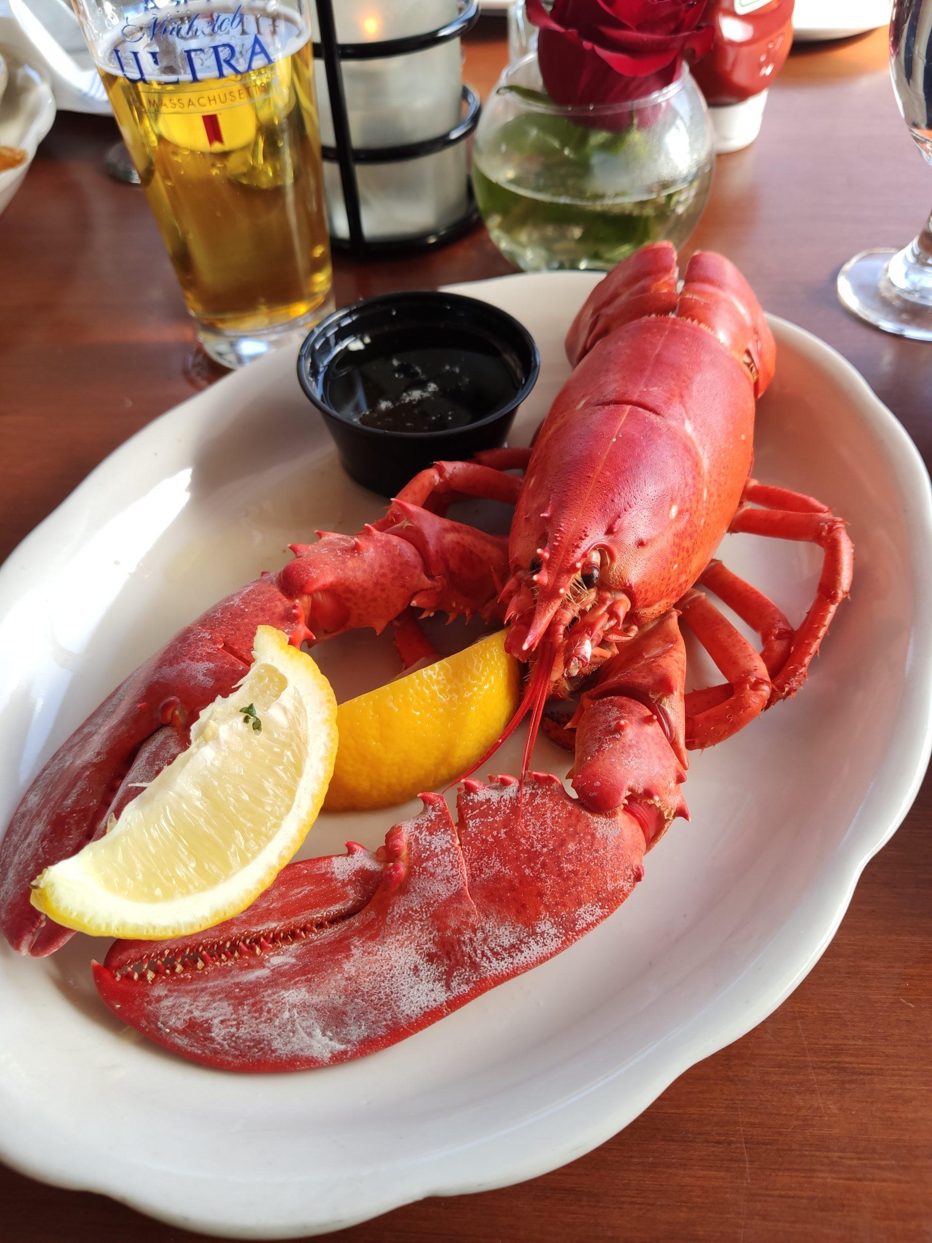 מה אוכלים בבוסטון (2020)