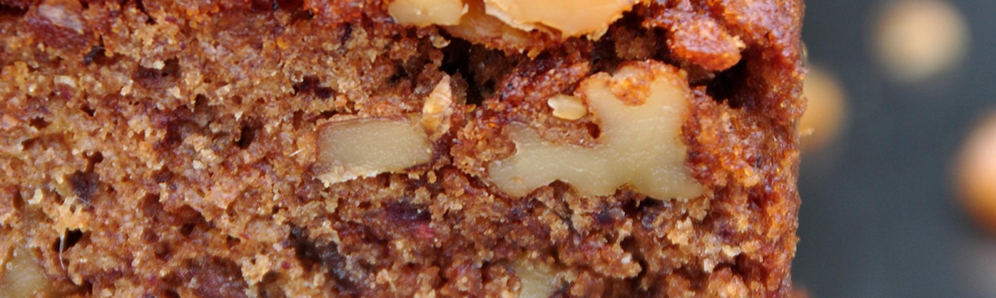 עוגת תמרים, שמן זית וכוסמין